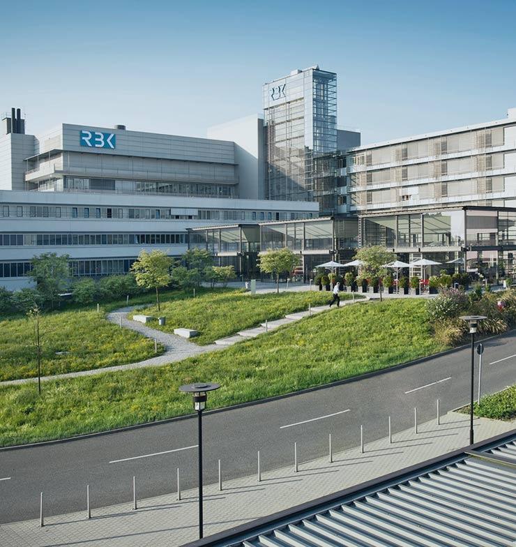 Ansicht nNGM Standort Stuttgart